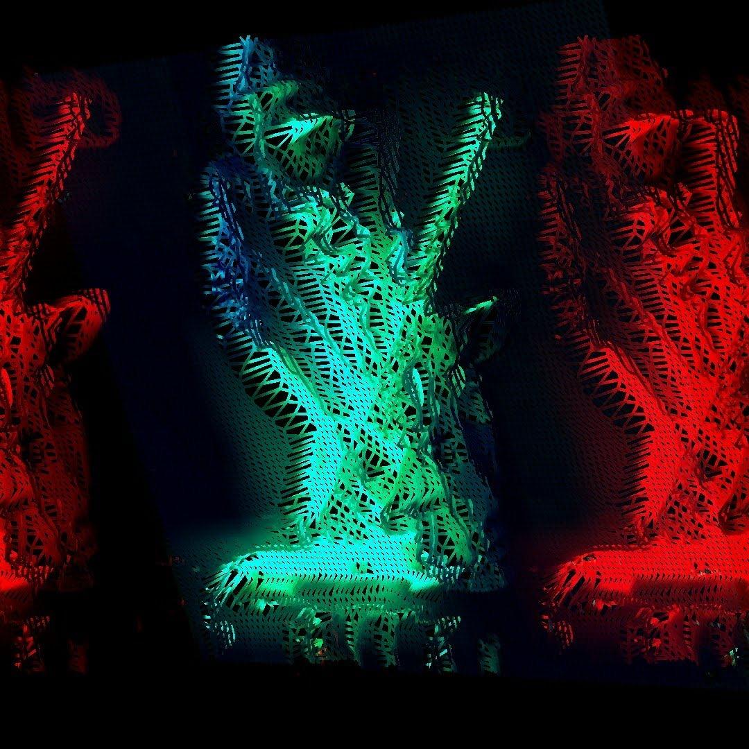 抽象空間音響装置
